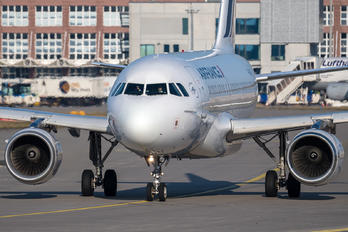 F-GUGP - Air France Airbus A318