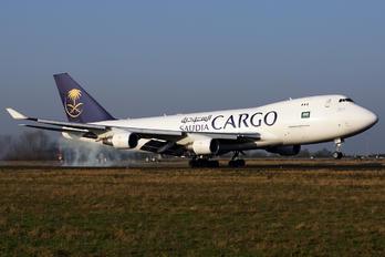 TC-MCT - Saudi Arabian Cargo Boeing 747-400F, ERF