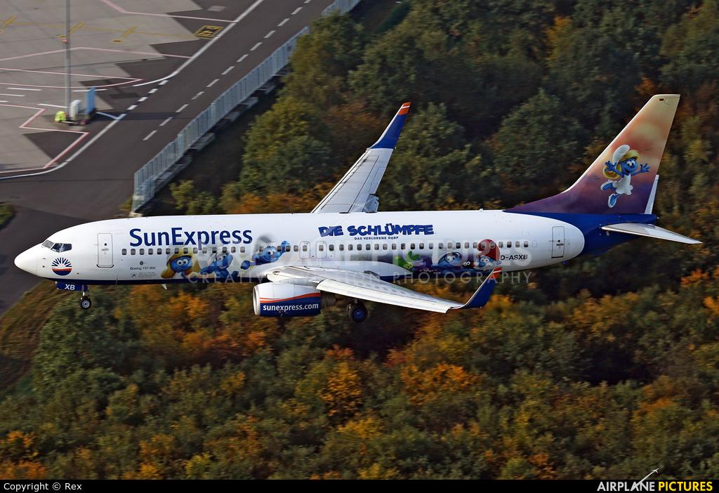 Sunexpress Köln Bonn