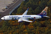 D-ASXB - SunExpress Germany Boeing 737-800 aircraft
