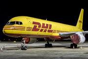 G-BMRF - DHL Cargo Boeing 757-200F aircraft