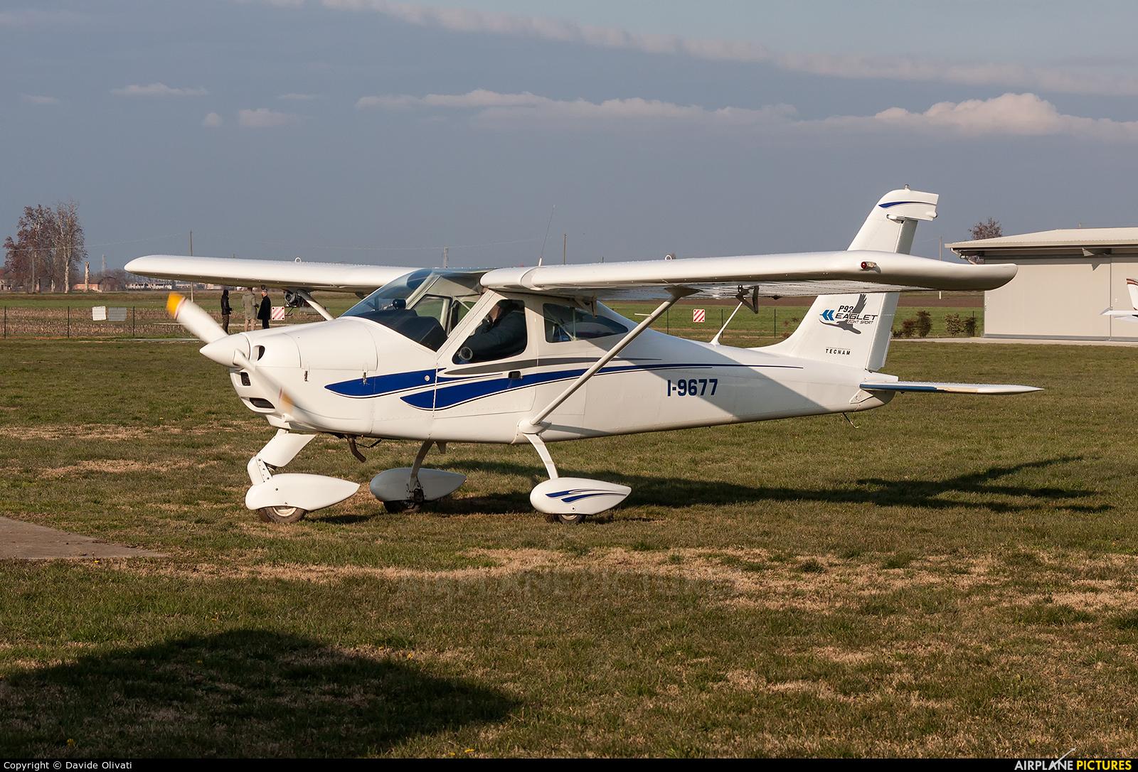 Private I-9677 aircraft at Legnago