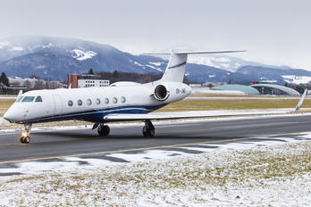 OK-JMD - Private Gulfstream Aerospace G-V, G-V-SP, G500, G550