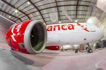 N499TA - TACA Airbus A320