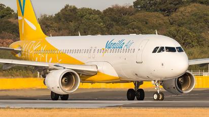 JA04VA - Vanilla Air Airbus A320