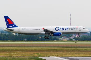 TC-ONS - Onur Air Airbus A321