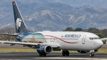 XA-AMN - Aeromexico Boeing 737-800 aircraft