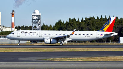 RP-C9919 - Philippines Airlines Airbus A321