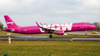 TF-DAD - WOW Air Airbus A321