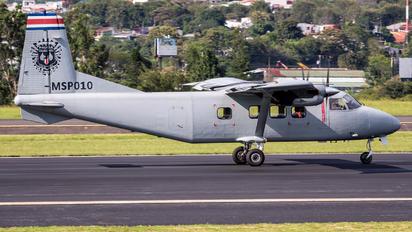 MSP010 - Costa Rica - Ministry of Public Security Harbin Y-12