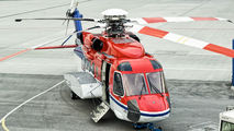 G-WNSD - CHC Scotia Sikorsky S-92A aircraft