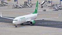 EZ-A020 - Turkmenistan Airlines Boeing 737-8K2 aircraft