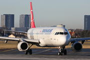 TC-JRR - Turkish Airlines Airbus A321 aircraft