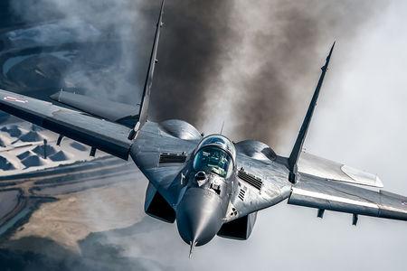#1 Poland - Air Force Mikoyan-Gurevich MiG-29A 70 taken by Jangsu Lee