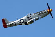 NL551J - Private North American P-51D Mustang aircraft