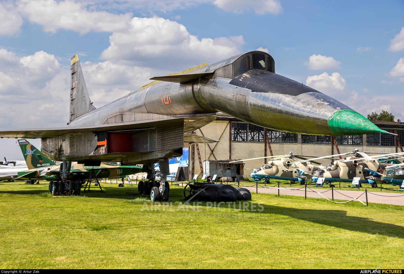 Russia - Air Force 101 aircraft at Monino