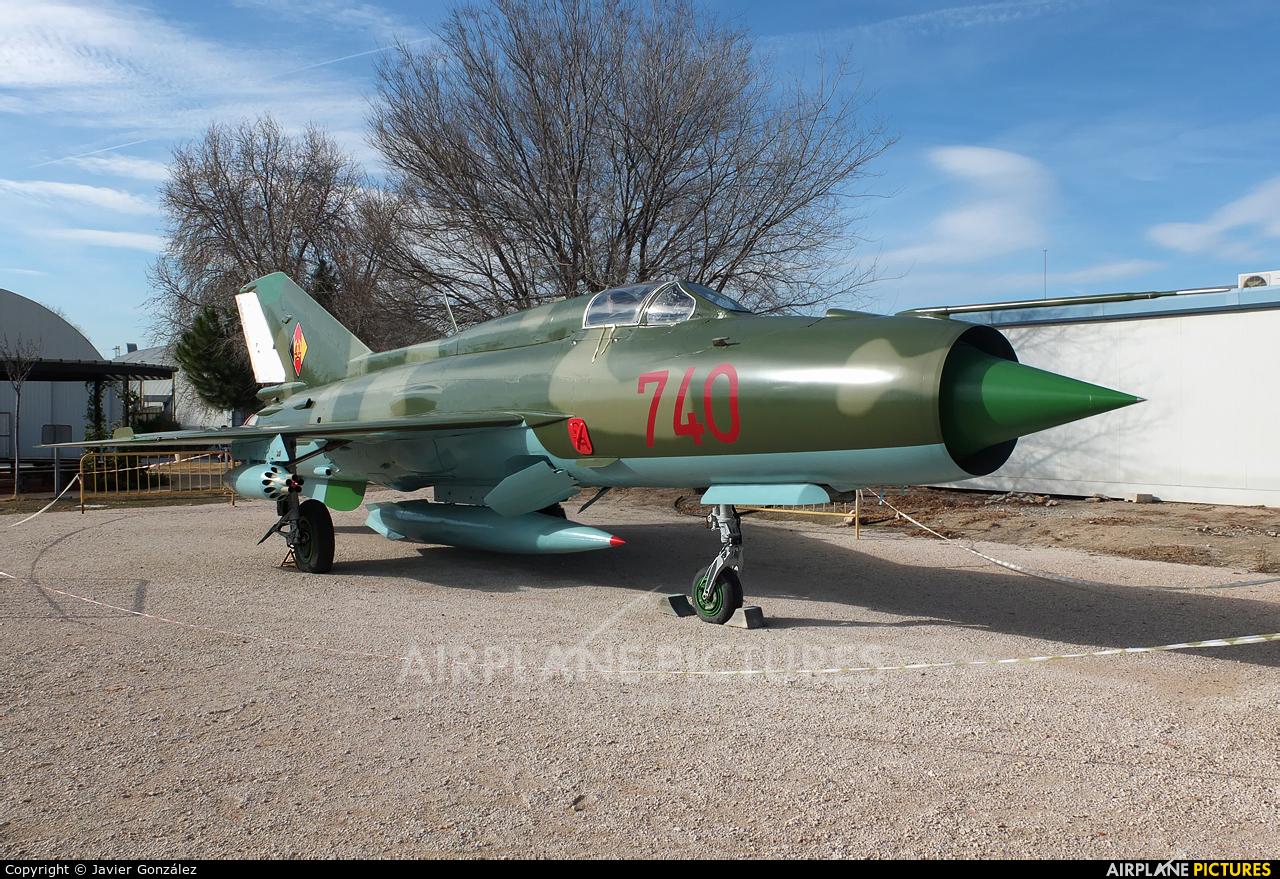 Germany - Air Force 740 aircraft at Madrid - Cuatro Vientos
