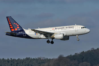 OO-SSO - Brussels Airlines Airbus A319