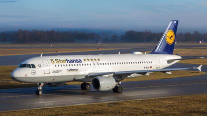 D-AIZB - Lufthansa Airbus A320