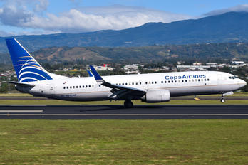 HP-1821CMP - Copa Airlines Boeing 737-800