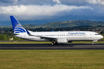 HP-1712CMP - Copa Airlines Boeing 737-800