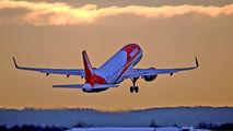 G-EZRH - easyJet Airbus A320 aircraft