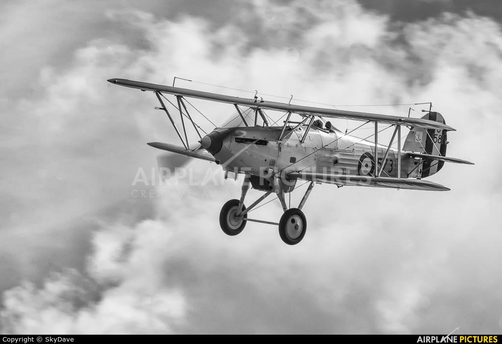 Historic Aircraft Collection G-BWWK aircraft at Duxford