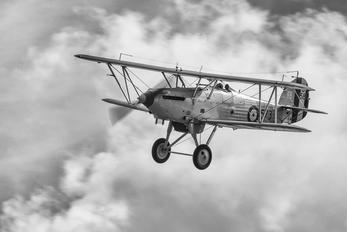 G-BWWK - Historic Aircraft Collection Hawker Nimrod I