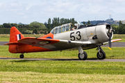 ZK-JJA - Private North American Harvard/Texan (AT-6, 16, SNJ series) aircraft