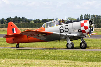 ZK-ENF - Private North American Harvard/Texan (AT-6, 16, SNJ series)