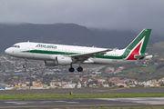 EI-IKG - Alitalia Airbus A320 aircraft