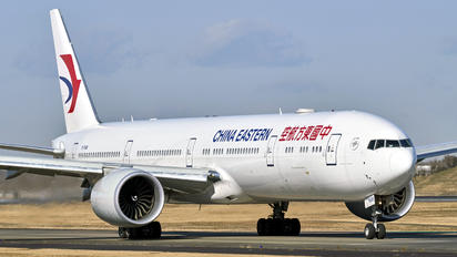B-7868 - China Eastern Airlines Boeing 777-300ER