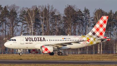 EI-FMU - Volotea Airlines Airbus A319