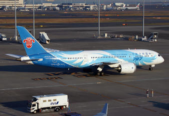 B-2733 - China Southern Airlines Boeing 787-8 Dreamliner