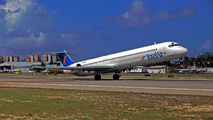 PJ-MDE - Insel Air McDonnell Douglas MD-82 aircraft