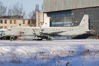 RF-95687 - Russia - Air Force Ilyushin Il-20