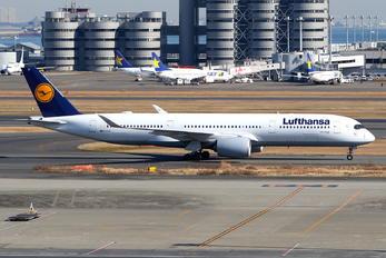 D-AIXE - Lufthansa Airbus A350-900