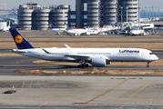 D-AIXE - Lufthansa Airbus A350-900 aircraft