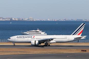 F-GSPN - Air France Boeing 777-200ER