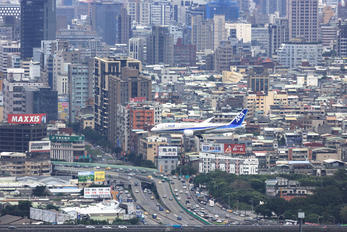 JA840A - - Airport Overview - Airport Overview - Photography Location