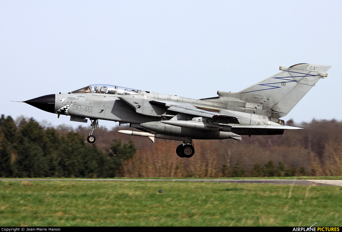 Italy - Air Force MM7068 aircraft at Florennes
