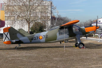 U.9-76 - Spain - Air Force Dornier Do.27