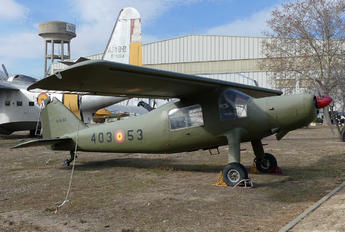 U.9-33 - Spain - Air Force Dornier Do.27
