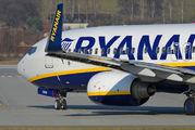 EI-EBW - Ryanair Boeing 737-800 aircraft