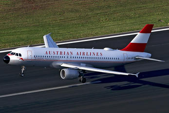 OE-LBP - Austrian Airlines/Arrows/Tyrolean Airbus A320