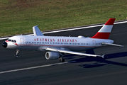 OE-LBP - Austrian Airlines/Arrows/Tyrolean Airbus A320 aircraft