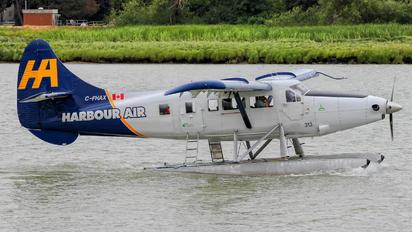 C-FHAX - Harbour Air de Havilland Canada DHC-3 Otter