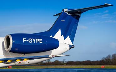 F-GYPE - Pan Europeenne Air Service Embraer ERJ-135