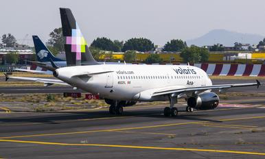 N502VL - Volaris Airbus A319