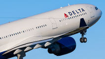N802NW - Delta Air Lines Airbus A330-300 aircraft
